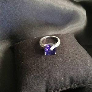 💍beautiful tanzanite ring